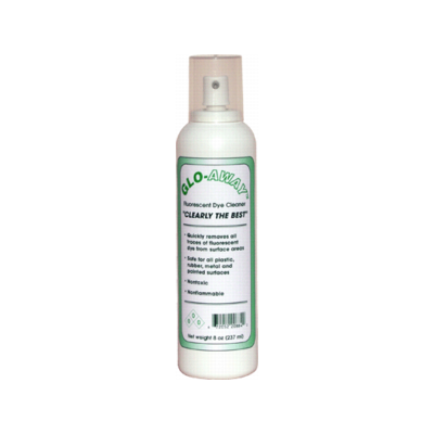 GLO-AWAY 8OZ. CLEANER