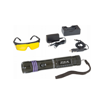 Rechargeable OPTI-LUX™ 400 Flashlight