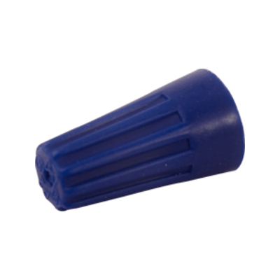 Wire Connector Tiny-Blue 25/pk