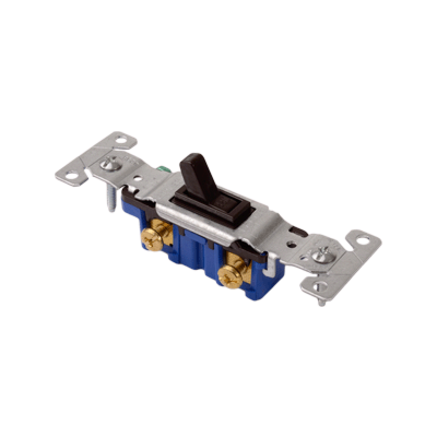 TOGGLE SWITCH S-POLE
