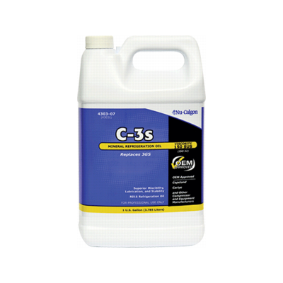 C-3s REFRIGERATION OIL 1 GAL