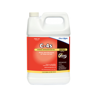 C-4s REFRIGERATION OIL 1 GAL
