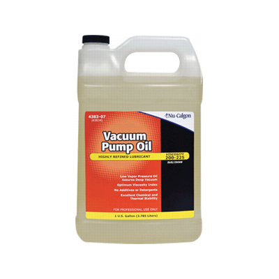 VACUUM PUMP OIL (1 GALLON)